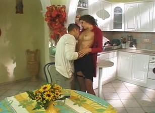 Pick-up Babes #03, Scene #01