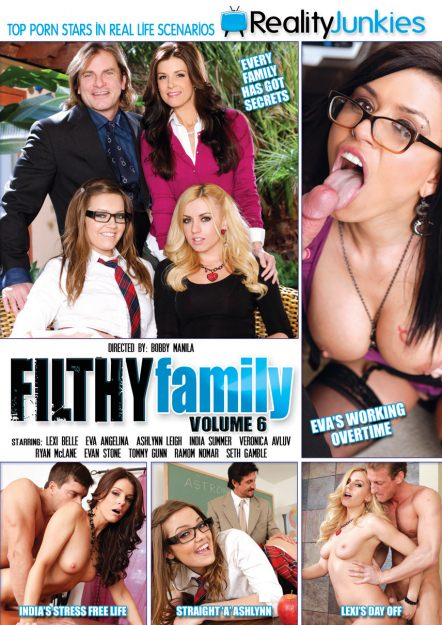 Filthy Family Volume 06