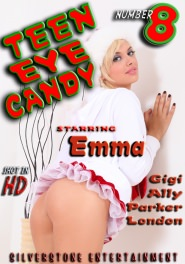 Teen Eye Candy #08 DVD Cover