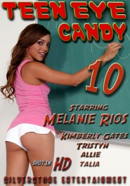 Teen Eye Candy #10 DVD Cover