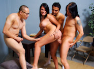 Curry Cream Pie Gang Bang #04, Scene #01