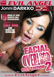 Facial Overload #02 - Milf Edition DVD Cover