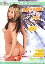 Latina Fever #16 DVD Cover
