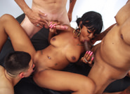 Black Cheerleader Gang Bang #19, Scene #01