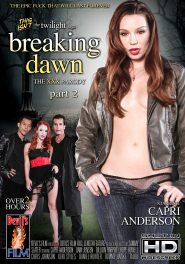 This Isn't Twilight: Breaking Dawn The XXX Parody Part 2 DVD Cover