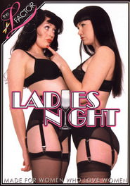Ladies Night DVD Cover