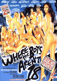 where the boys aren t #18 DVD Cover