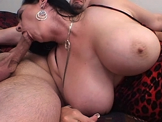 Double mature deepthroat
