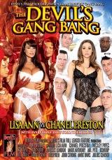 The Devils GangBang Dvd Cover