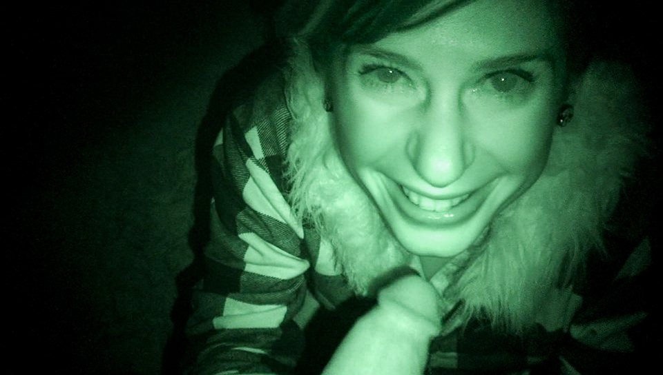 Nightvision Roadside Fucking – Joanna Angel