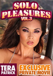 Black Dildo Pleasure DVD Cover