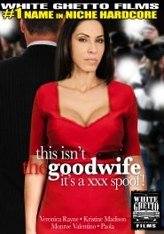 This Isn't The Goodwife - It's A XXX Spoof! DVD Cover