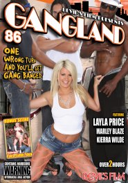 Gangland #86 DVD Cover