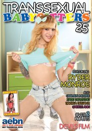 Transsexual Babysitters #25 Dvd Cover