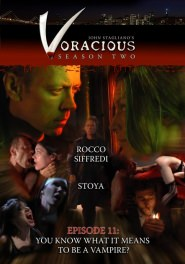 Voracious - Season 02 Episode 11 DVD Cover