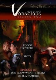 Voracious - Season 02 Episode 11 DVD Cover