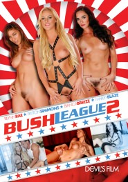 Bush League #02 DVD Cover
