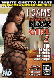 I Came Inside A Black Girl #02 - Part 01 DVD Cover