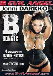 B For Bonnie DVD Cover