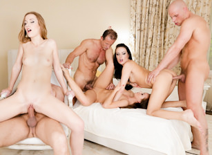 Swingers Orgies #08, Scene #03
