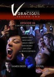 Voracious - Season 02 Episode 18 DVD Cover