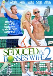 Seduced By The Boss's Wife #02 Dvd Cover