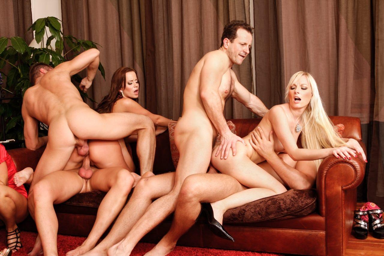 Видеоинструкция по групповому сексу 10