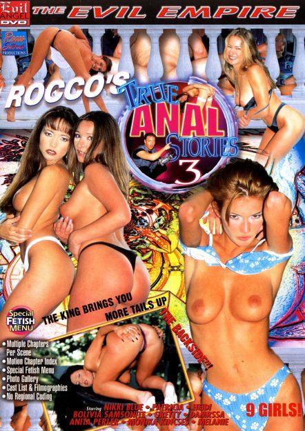 True anal stories dvd