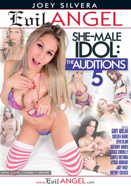 She-Male Idol: The Auditions #05