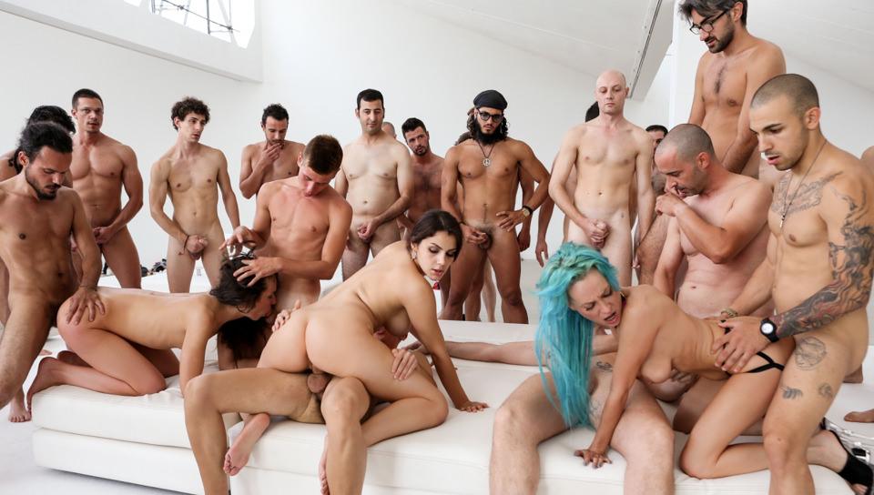 Rocco's Italian Porn Boot Camp-Valentina E, Nataly Gold