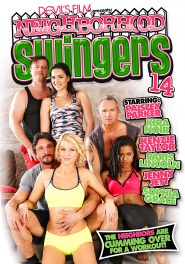 Neighborhood Swingers #14 DVD Cover