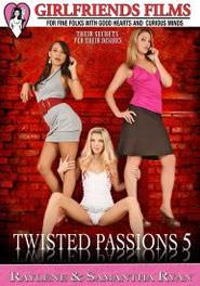 Twisted Passions #05 Dvd Cover