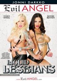 Liquid Lesbians DVD Cover