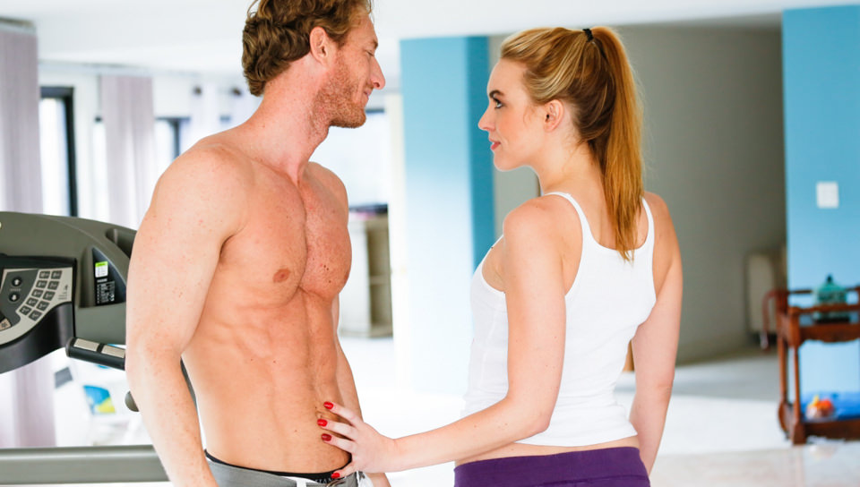 FSM-He Hurt His Back – Keira Nicole