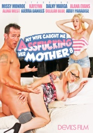 My Wife Caught Me Assfucking Her Mother #08 DVD Cover