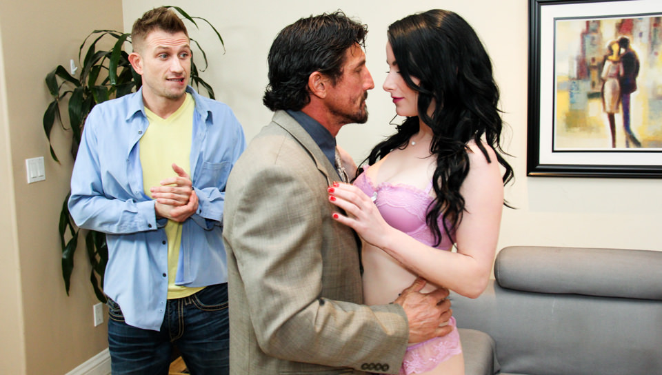 MHM-DP My Wife With Me-Veruca James