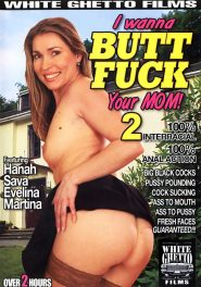I Wanna Buttfuck Your Mom #02 DVD Cover