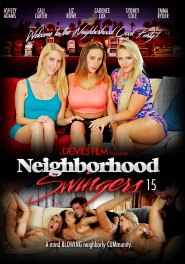 Neighborhood Swingers #15 DVD Cover