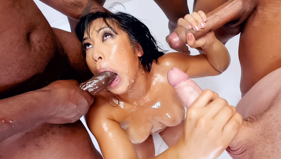 Wet Food #07 – Mia Li, Alex Davis, Tony Everready, Justin Hunt