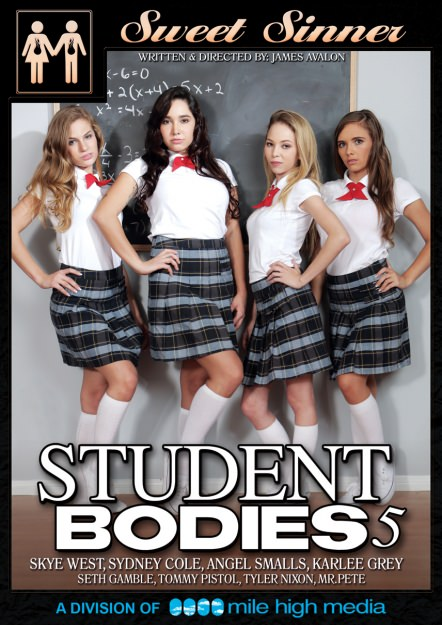 Student Bodies #05 Dvd Cover