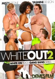 White Out #02 DVD Cover