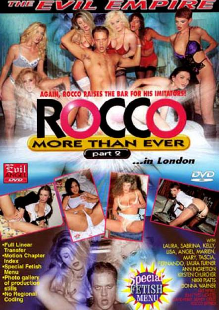 rocco more than ever