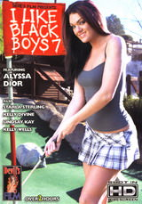 I Like Black Boys #07 Dvd Cover