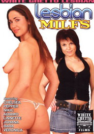 Lesbian MILFs DVD Cover