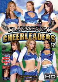Transsexual Cheerleaders #02 Dvd Cover