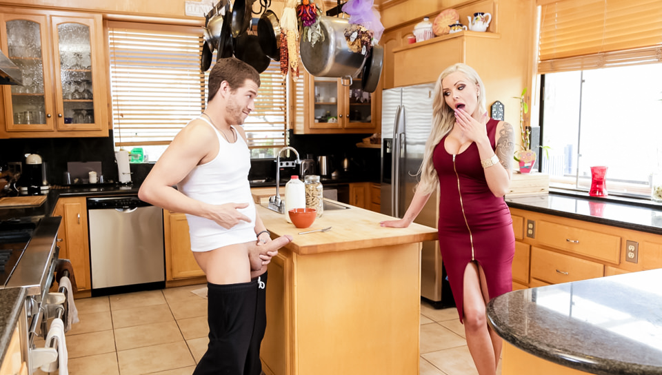 One Squirt Or Two – Nina Elle