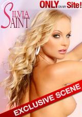 Silvia's Sexy Tease Dvd Cover