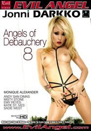 Angels of Debauchery #08 DVD Cover