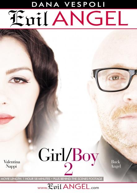 Girl-Boy #02 Dvd Cover