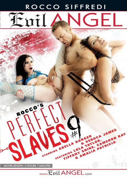 Rocco's Perfect Slaves #09 Dvd Cover